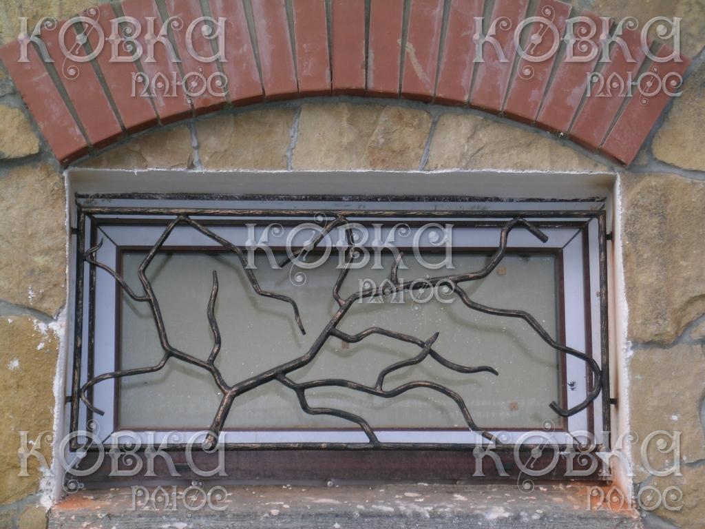 Кованые решетки на окна по низким ценам в москве.